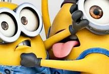 Minions we love you! / by Monica Made in B