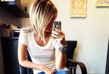 Uusi frisyyri! / Kivoja hiustyylejä