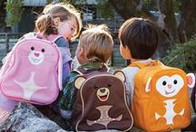 Great school ideas - organic kids products - back packs and lunch packs