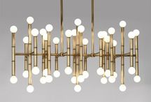 Lighting / Lamps and chandeliers. Lighting ideas.