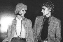 70s style / Post-mid-century style. 70s.