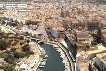 Ciutadella de Menorca / Ciutadella maravilloso pueblo de Menorca