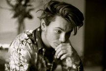 ✨River Phoenix✨ / Aug 23 1970 - Oct 31 1993 Actor, musician, activist. Brother of Joaquin (Leaf), Rain, Summer & Liberty. Named after the river from Hermann Hesse's Siddartha.