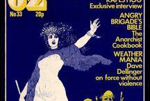 60s Counterculture Mags