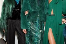 Emerald / Emerald and greens color inspiration