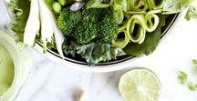 ★ Les recettes / Le bien-être commence par ce que l'on met dans son assiette...