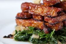 Faux Meats / Vegetarian: Seitan, Tempeh, Tofu, etc...