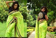Soucika - Designer saree and saree blouse / Saree and saree blouses for all age groups
