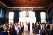 High Line Car House / The exclusive venue of Two Caterers | Downtown Columbus, OH.