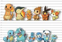 Pokémon / collections of pokemon fanarts