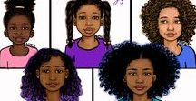 natural sista / hair styles tips on growing hair