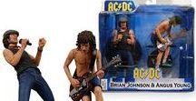 Heavy Metal Action Figures / Hard Rock & Heavy Metal Action Figures Galore!