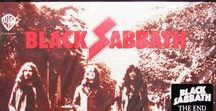 Black Sabbath Vinyl / Black Sabbath LP Records For Lovers Of Vinyl Sound