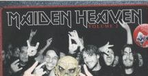 Maiden Heaven  Volume 2 - An All Star Tribute To Iron Maiden / Maiden Heaven is a tribute to British metal legends Iron Maiden. The Free CD was given away by Rock Magazine Kerrang Issue 1623. This 15 track album features many well-known metal names such as Stone Sour, Trivium & Fozzy.