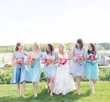 The Bridal Party / Inspiration for your bridal party's style.