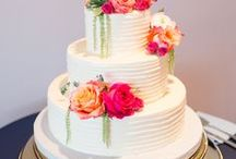 The Cake & Wedding Desserts / Inspiration for wedding cakes, desserts and other sweet treats.