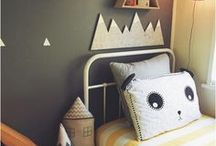 Kid's Room / Ideas for Kid's Rooms