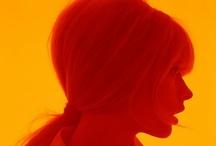 Orange / Red