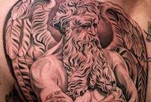 •Tattoo's•