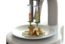 3D FOOD PRINTING / by 3D Printer Blog