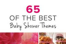 Baby Showers / Ideas for a cute and fun Baby Shower