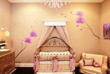 Baby Nursery / Cute Nursery ideas