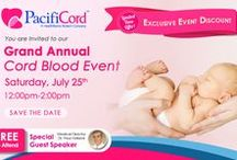 Events / Special events are posted here, so come and join us at our location to learn more about the lifesaving potential Stem Cells have and how to store your babies Umbilical Cord Blood.