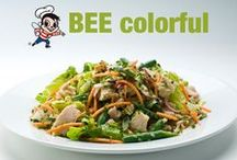 Bee Nutritious / Here's a collection of our favorite healthy dishes. Discover more of our recipes: http://www.bumblebee.com/recipes/