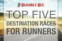 Bee Active / Inspiration. Determination. Results. Your workout motivation is just a pin away. You can do it! Track your progress and earn Bee Bucks at http://www.bumblebee.com/about-us/bee-bucks-rewards/