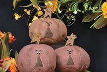 Pumpkins / by Mary Duenkel