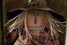 Scarecrows / by Mary Duenkel