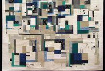 Quilts, patchwork
