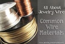 DIY JEWELRY... / Most of these do not have tutorials although I would like to have them, so if you know... please share?!