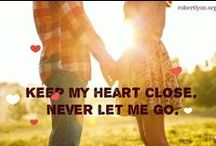 Love Quotes / Quotes on love