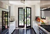 """Dream Kitchens / Close your eyes and picture your """"dream kitchen."""" It may not be perfect but it would be perfectly you. We're here to inspire with fun & aspirational ideas to get you there. Carry on, dreamers!"""
