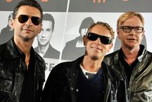 Depeche Mode / My love of Depeche Mode & Dave Gahan / by Deborah Taylor