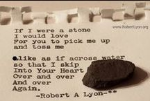 Poems / Poetry by Robert A Lyon