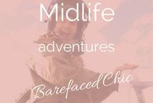 My Adventures / My attempt to carpe the diem | Adventures • Pro Ageing • Ageing • Celebrating Midlife • Body Positive • Ageing With Attitude • Ageing Disgracefully • Self Development • Beauty • Live Life • Travel | Award Winning Blogger and Business Consultant | Twitter @Barefaced_Chic | Web ♥ thebarefacedchic.co.uk