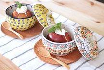 Ceramika Artystyczna -FOOD- / Ceramika Artystyczna  With FOODS