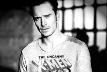 Michael Fassbender❤️ / by The Dragonborn