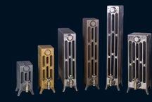 Radiators vintage / Klasické litinové radiátory