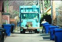 Community Resources / Resources about saving energy, weatherization and recycling.