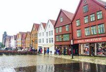 Scandinavia Travel Inspiration / Inspiration for Norwegian, Swedish, Danish and Finnish travel