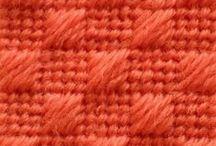 Needlepoint Inspiration / Needlepoint Stitches