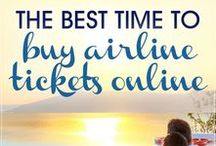 Best Budget Travel Tips / Budget-friendly ideas for saving money on airfare, hotels, airport parking and other travel necessities.
