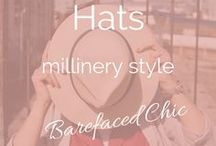 Hats / Hat Love | Over 40 Fashion • Over 50 Fashion • Cloche Hats • Sun Hats • Pro Ageing • Ageing • Celebrating Midlife • Body Positive • Ageing With Attitude • Ageing Disgracefully • 50 Plus Style • Hats • Style At Any Age • Mature Fashion • Midlife Chic • Fashion In Midlife • Award Winning Blogger and Business Consultant | Twitter @Barefaced_Chic | Web ♥ thebarefacedchic.co.uk