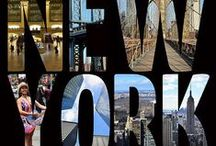I love New York / Everything connected to New York City. Photographs of NYC, posters, tips for traveling, where to go shopping, where to get the best burgers :), or quotes conected to NYC.