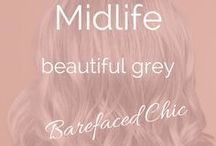 Beautiful Grey / Grey Hair | Over 40 Hair • Over 50 Hair • Ageing With Attitude • Healthy Ageing • Pro Ageing • Ageing • Celebrating Midlife • Body Positive • Ageing With Attitude • Ageing Disgracefully • Ageing Hair • Silver Hair • Gray Hair | Award Winning Blogger and Business Consultant | Twitter @Barefaced_Chic | Web ♥ thebarefacedchic.co.uk