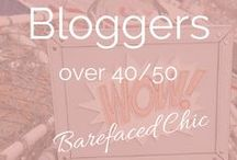 Bloggers Over 40 You Should Know / Over 40 Fashion • Over 50 Fashion • Bloggers Over 40 • Clothes • Pro Ageing • Ageing • Celebrating Midlife • Body Positive • Ageing With Attitude • Ageing Disgracefully • 50 Plus Style • 40 Plus Style • Style At Any Age • Mature Fashion • Midlife Chic • Fashion In Midlife • Award Winning Blogger and Business Consultant | Twitter @Barefaced_Chic | Web ♥ thebarefacedchic.co.uk