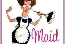 ☣ maid ☣